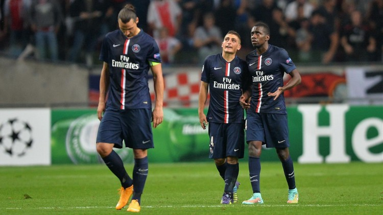 Match LOSC Lille vs Paris Saint-Germain en direct live streaming