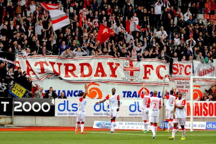 Match AS Nancy-Lorraine vs Brest en direct live streaming