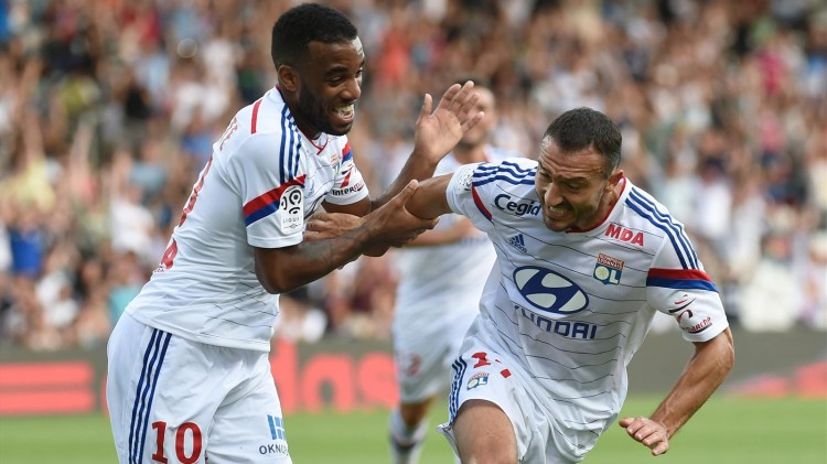 Match Olympique Lyonnais - Evian Thonon Gaillard en direct live streaming