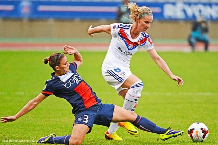 Match OL vs PSG feminine en direct live streaming