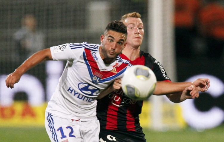 Match Olympique Lyonnais vs EA Guingamp en direct live streaming