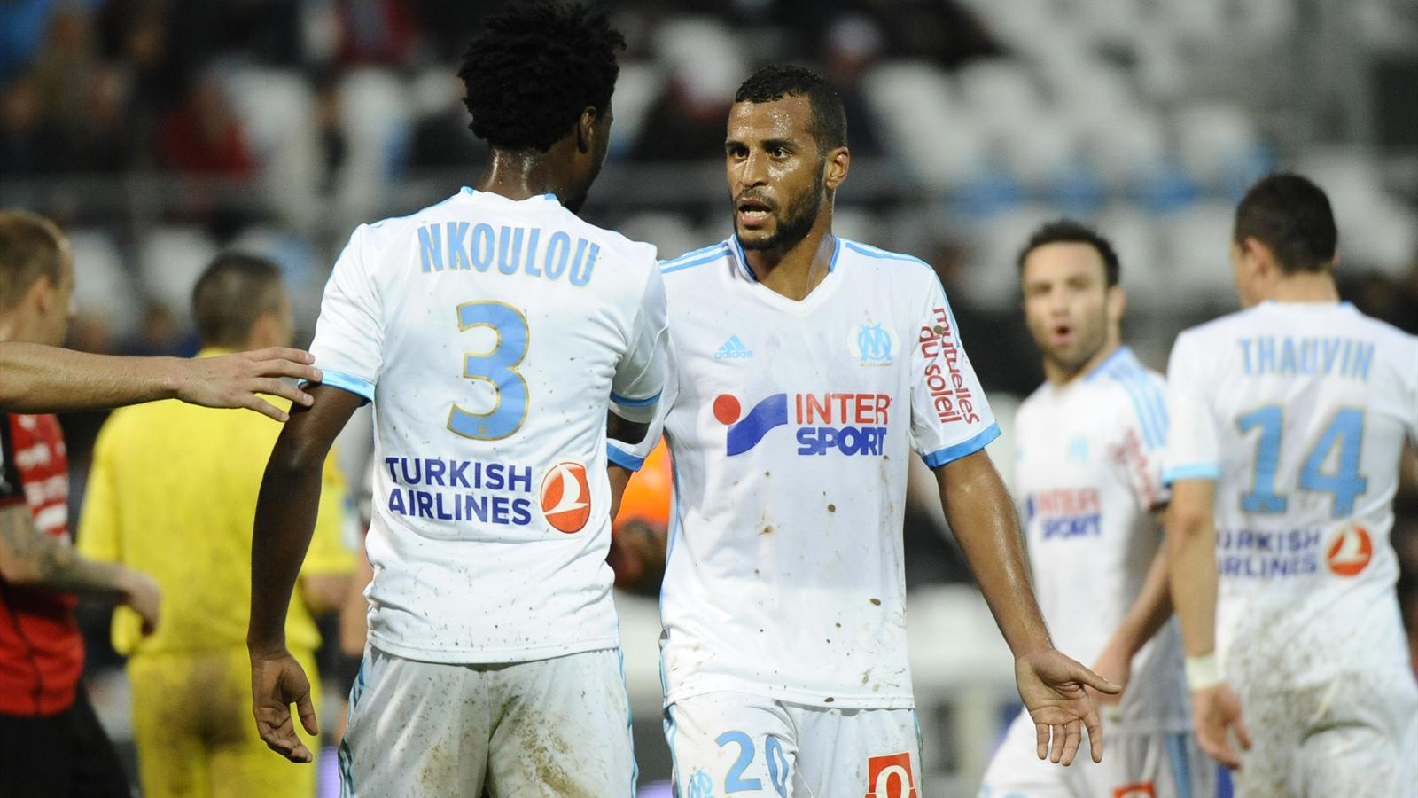 Match Olympique de Marseille vs RC Lens en direct streaming live