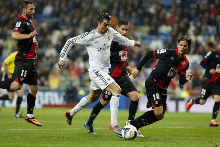 Match Real Madrid vs Rayo Vallecano en direct live streaming