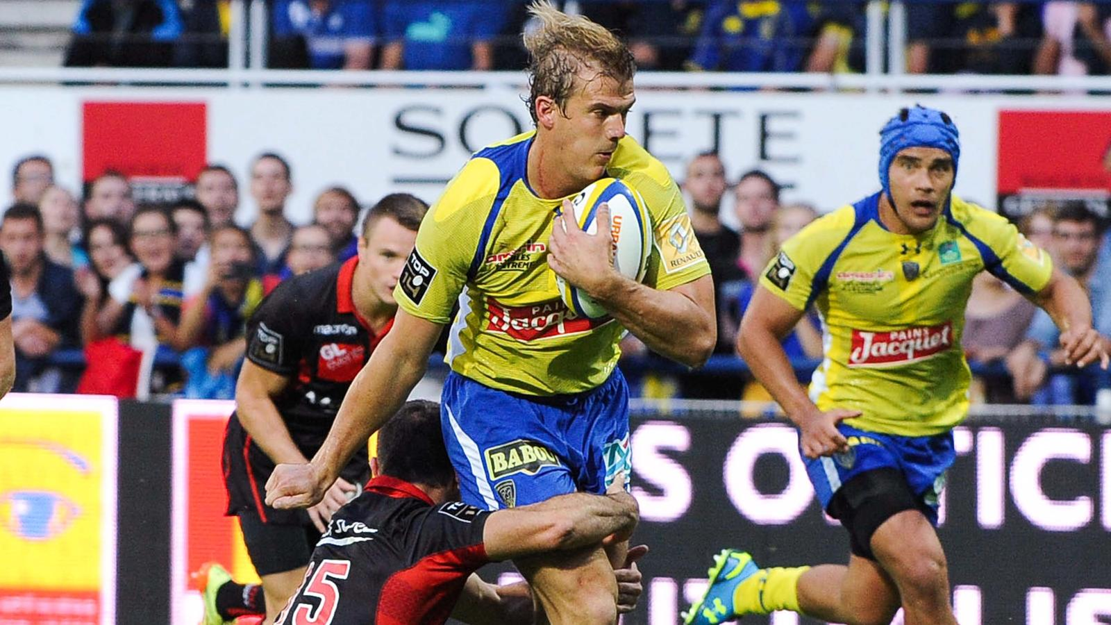 Match Rugby Aviron Bayonnais vs Clermont Auvergne en direct streaming live