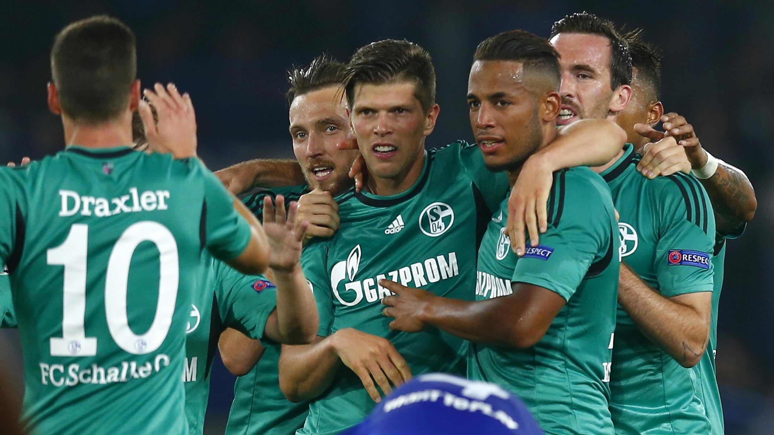 Match Sporting Lisbon vs Schalke 04 en direct live streaming