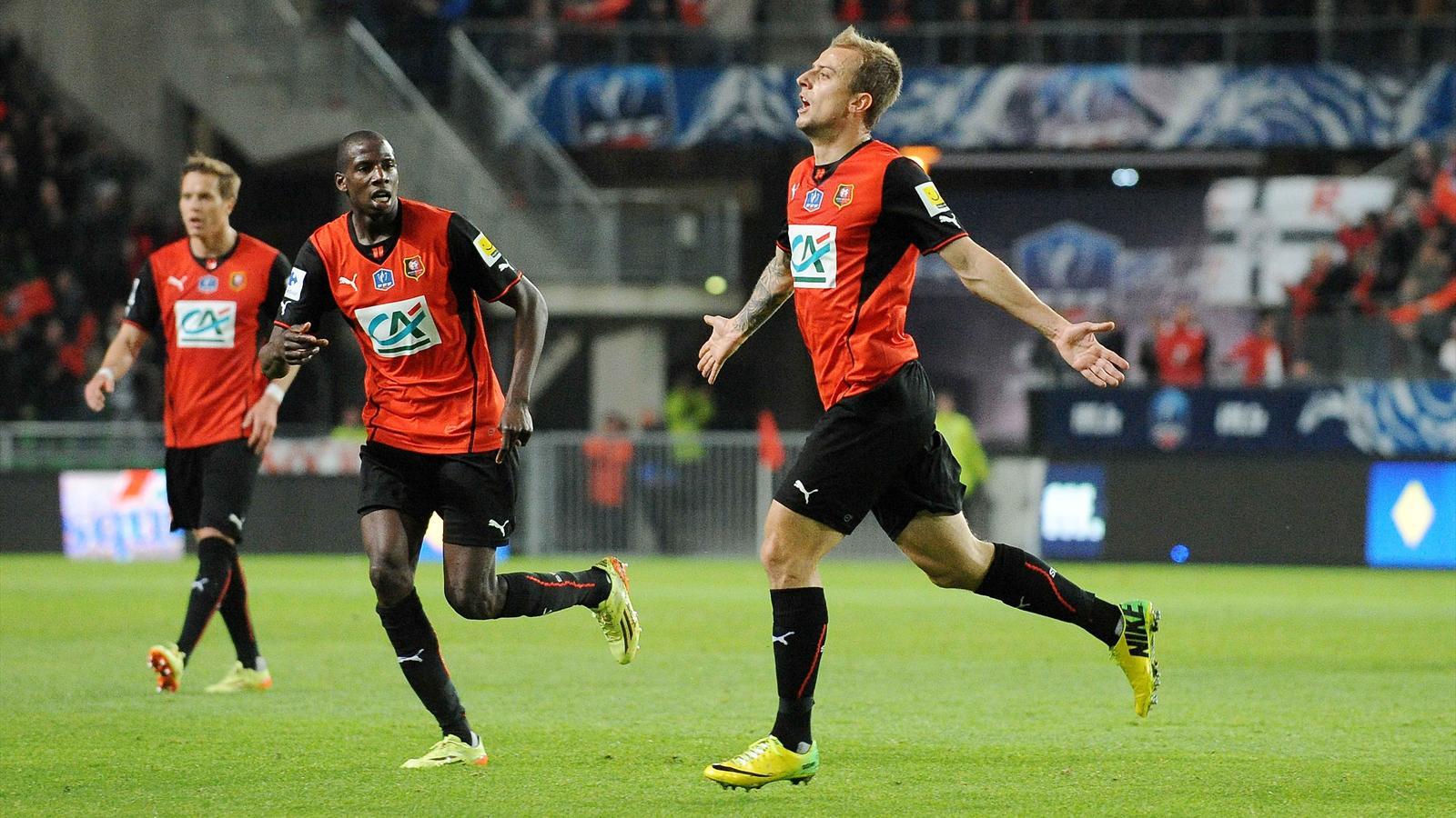 Match Stade Rennais vs FC Lorient en direct live streaming