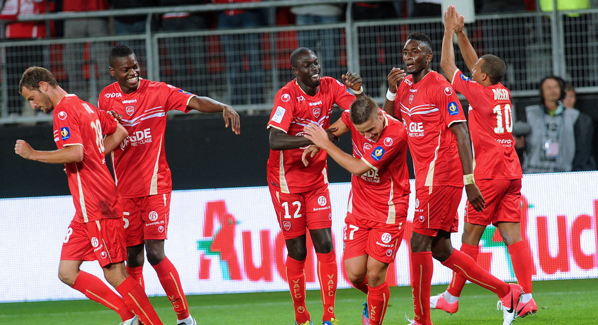 Match Valenciennes FC vs Angers SCO en direct live sur Eurosport