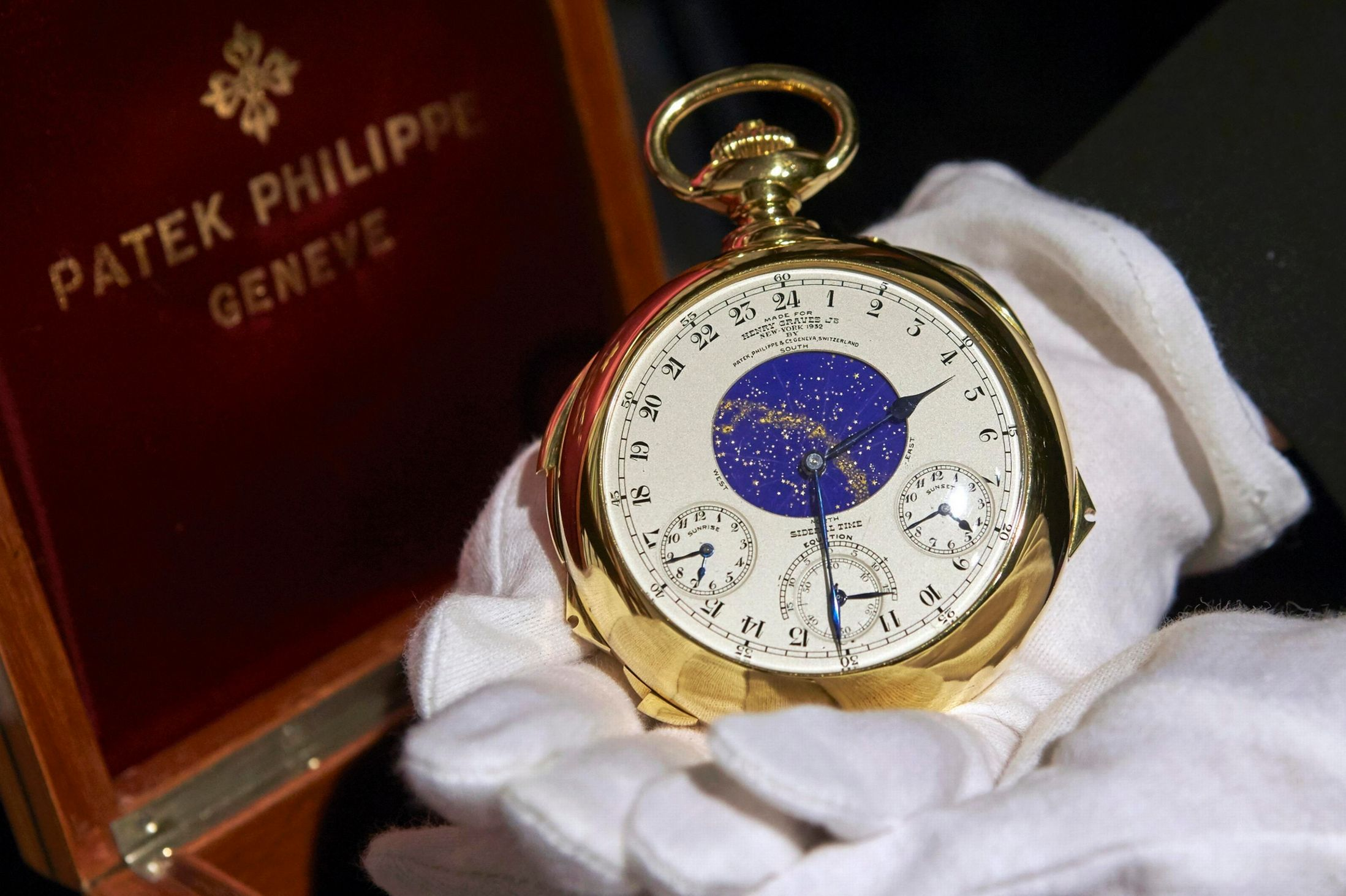 La Henry Graves Supercomplication