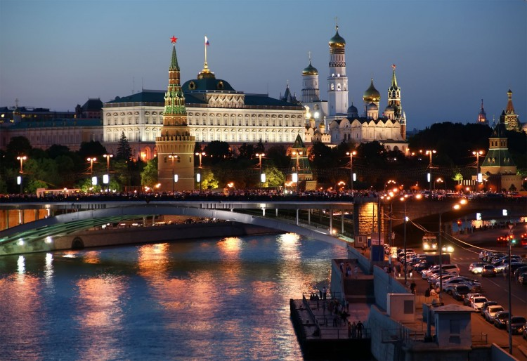 Gaz toxique à Moscou (Russie)