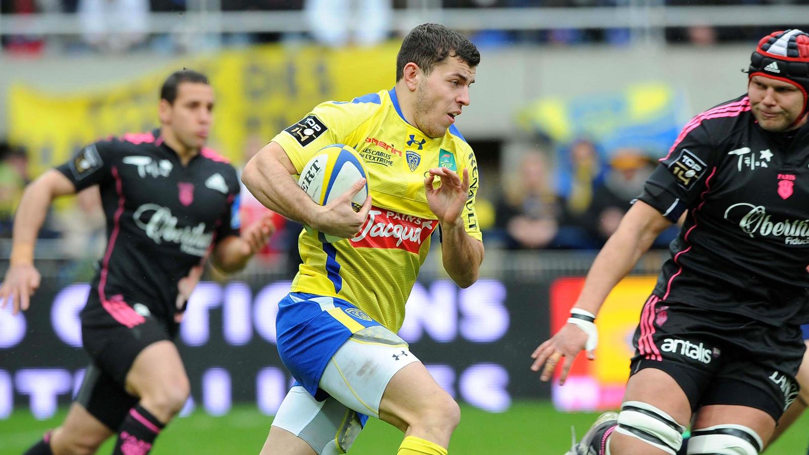 Rugby ASM Clermont vs Stade Français en direct live streaming