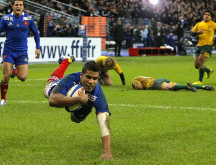 Rugby France Australie en direct live streaming