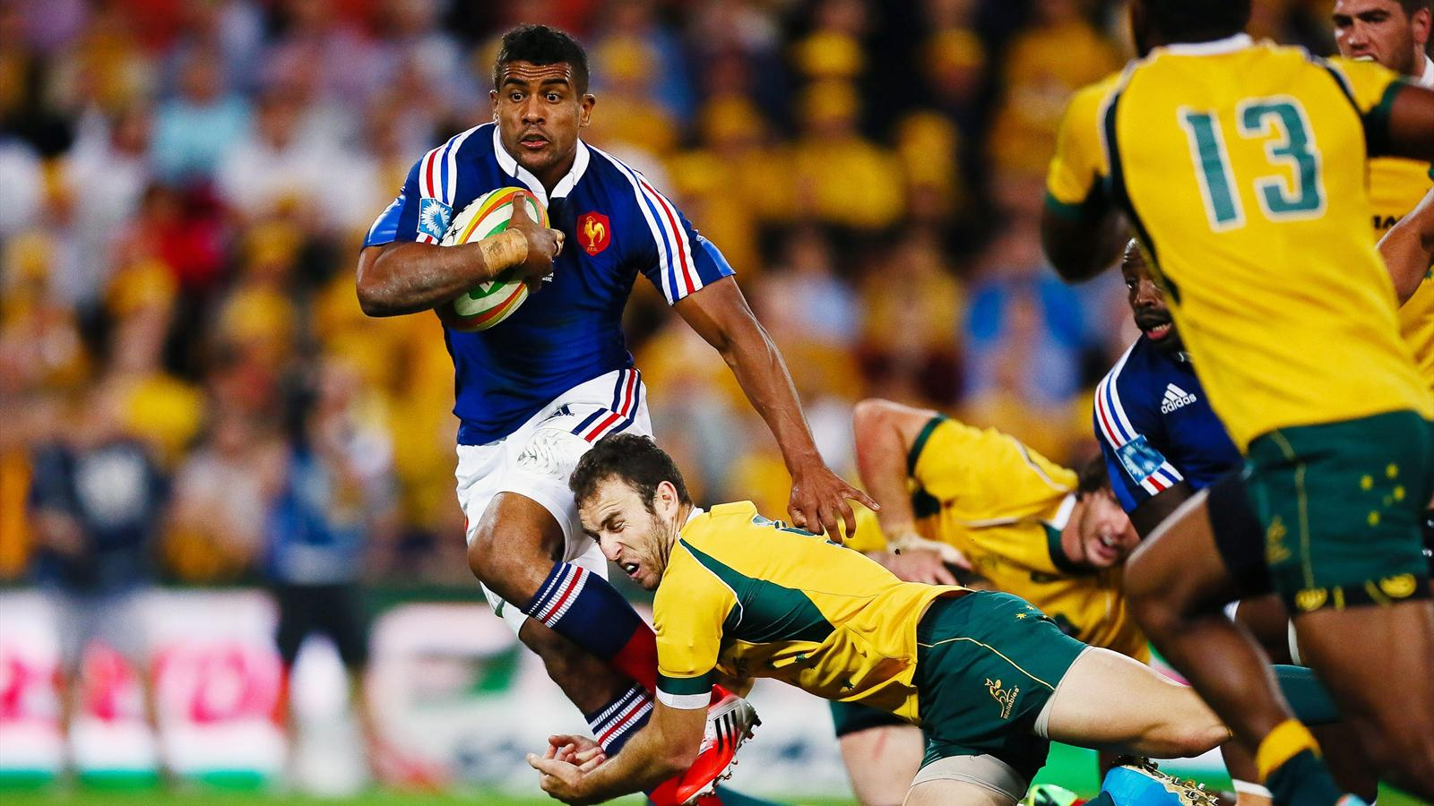 Rugby France Australie en direct live streaming