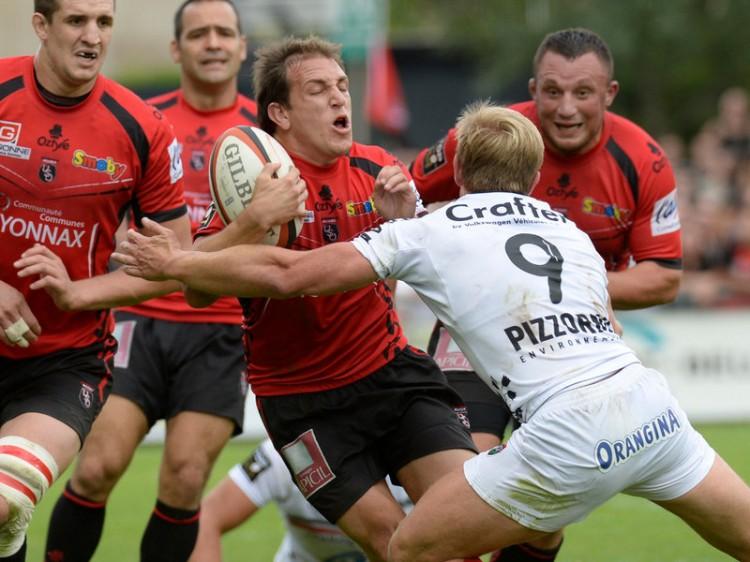 Rugby Oyonnax vs La Rochelle en direct live streaming