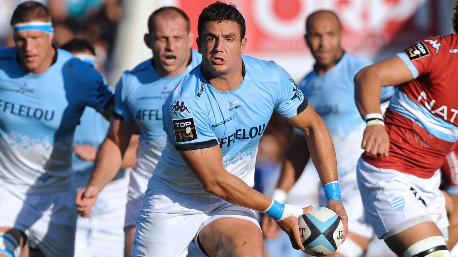 Rugby Top 14: Racing Metro 92 vs Bayonne en direct live streaming