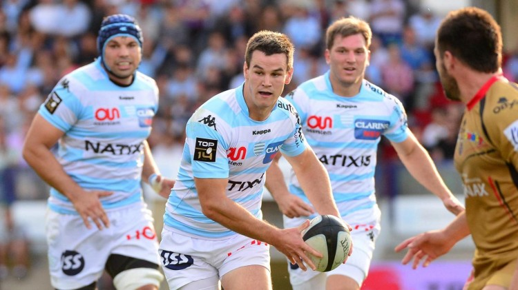 Rugby Coupe d'Europe: Ospreys vs Racing Métro 92 en direct live streaming
