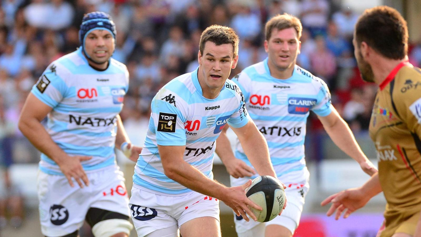 Rugby Top 14: Racing Métro 92 vs Oyonnax en direct live streaming