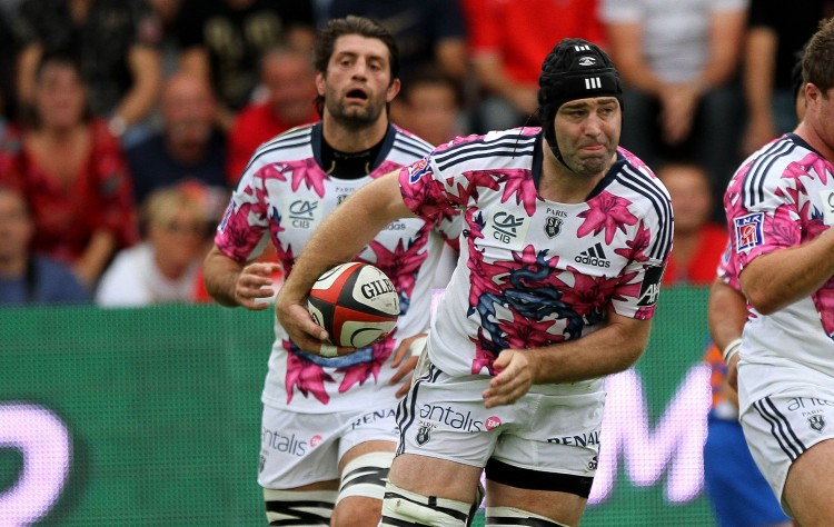 Rugby Top 14: Stade Français vs Union Bordeaux Bègles en direct live streaming