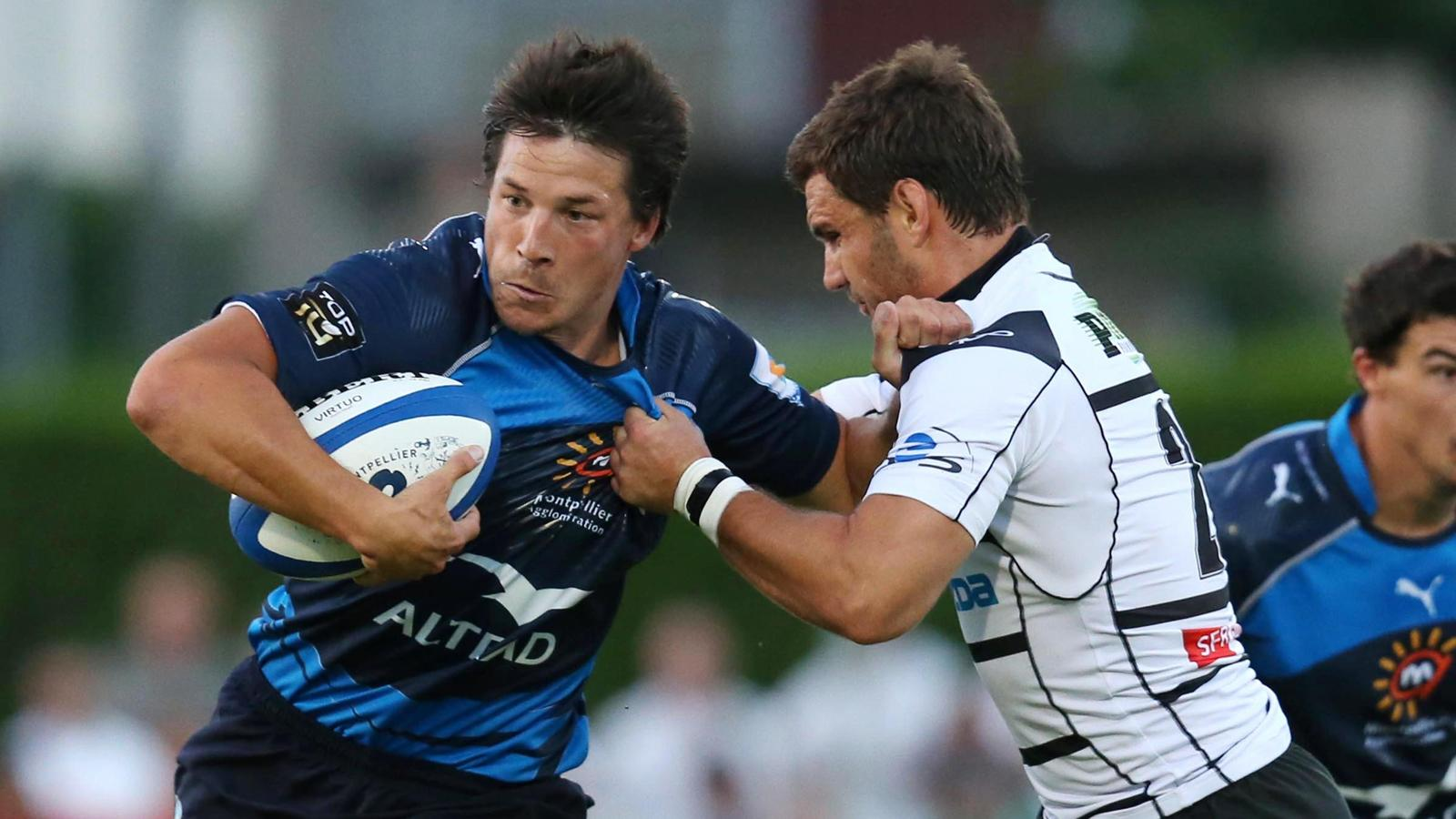 Rugby Top 14: Match Montpellier HR vs CA Brive en direct live streaming