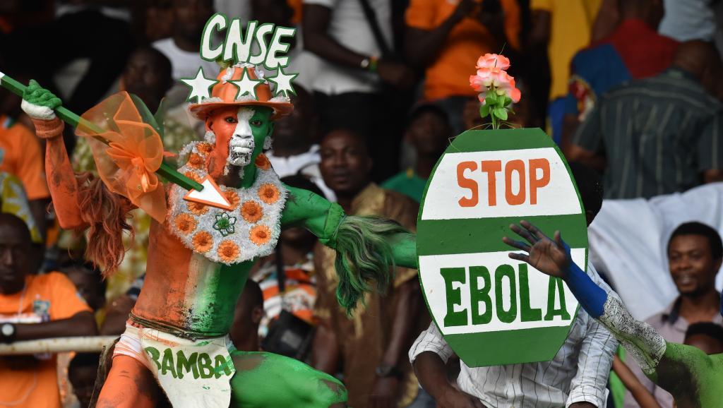 STOP Ebola - Football