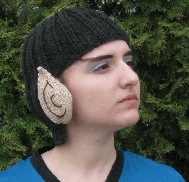 Bonnet Spock Vulcan