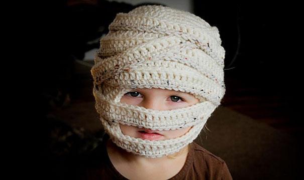 Bonnet de momie