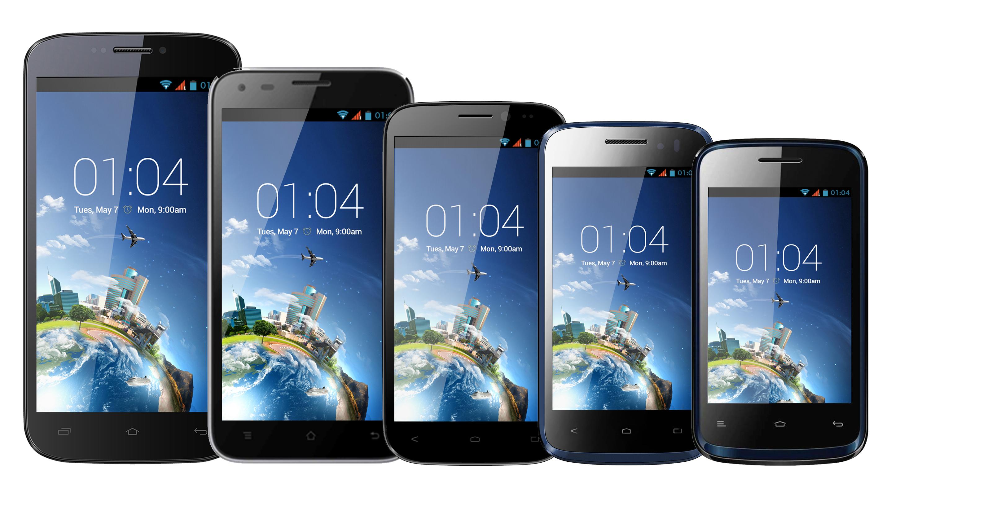 1,3 milliard de smartphones auront été livrés en 2014,