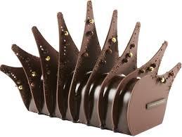 La bûche Merveilleuse de La Maison de Chocolat