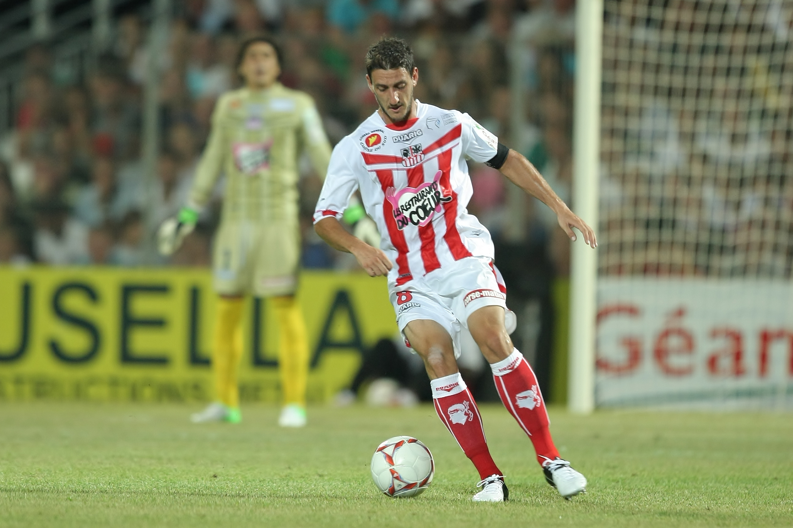 AC Ajaccio vs AS Nancy Lorraine en direct live streaming
