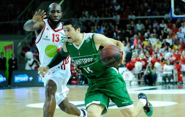 Basket JSF Nanterre Strasbourg SIG en direct live streaming