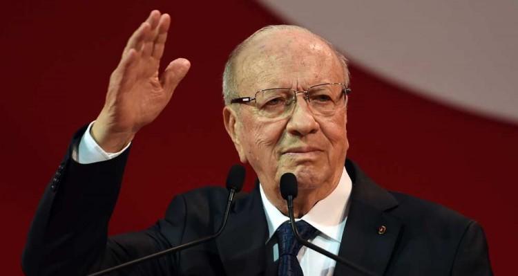 Béji Caïd Essebsi: Président de la Tunisie