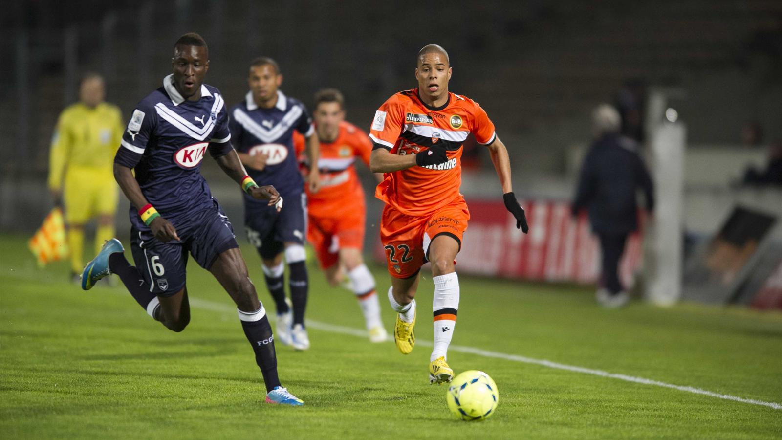 Bordeaux face au FC Lorient ce soir à 20h