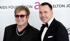 Elton John a épousé David Furnish
