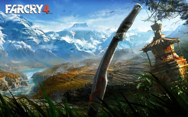 Far Cry4 prévu pour le 14 janvier 2015 sur le PSN