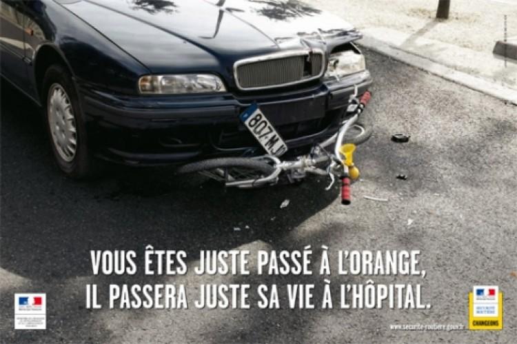 Faut être plus prudent sur les routes