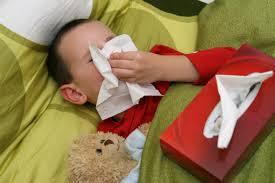 Grippe enfants