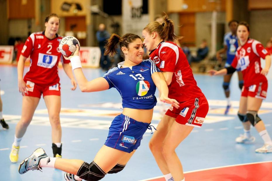 Handball France vs Montenegro en direct live streaming sur Sport Plus