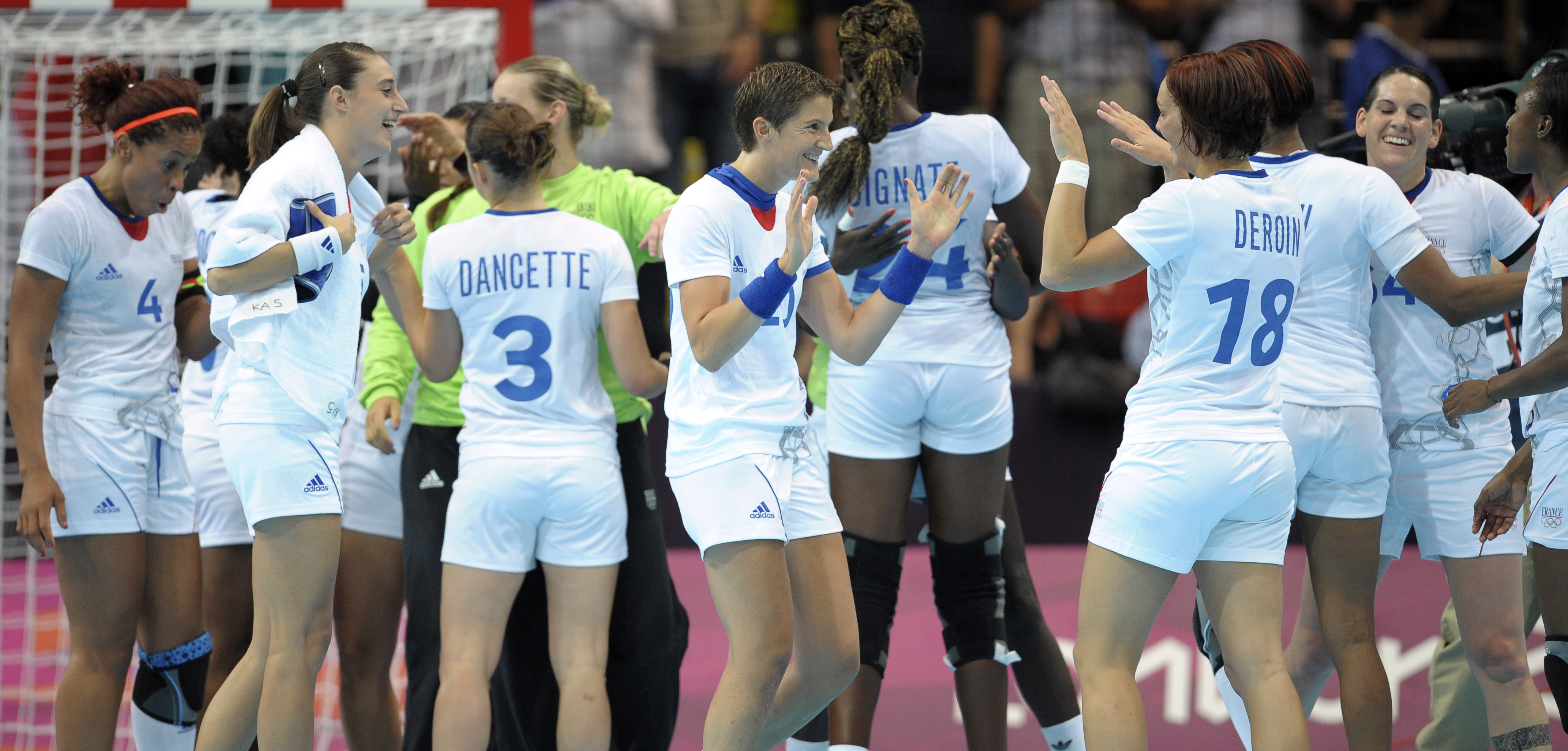 Handball France vs Montenegro en direct live streaming sur Sport Plus