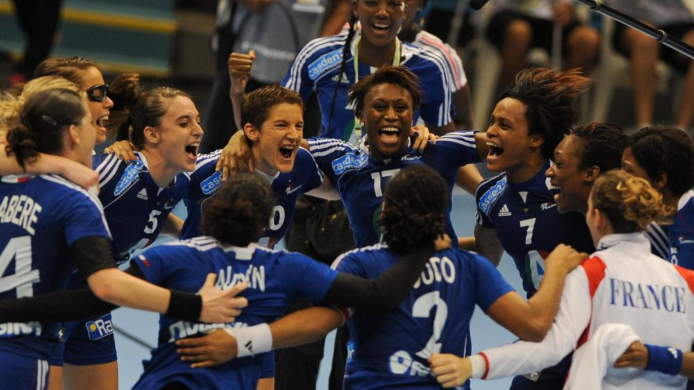 Handball féminin France vs Serbie en direct live streaming