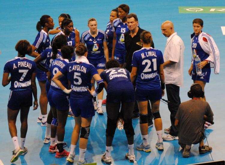 Handball féminin France vs Serbie en direct live streaming