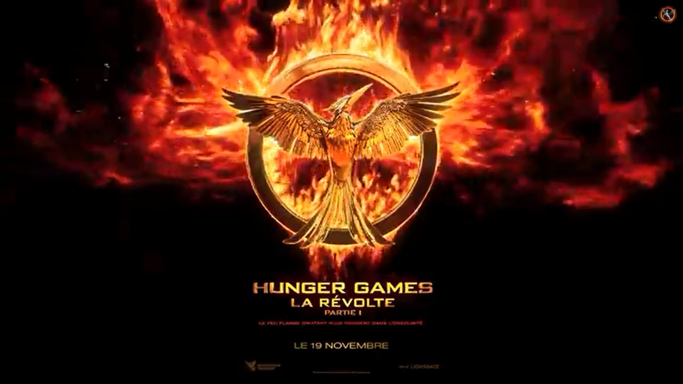 Hunger Games 3 partie 1