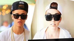 Kandee Johnson en Justin Bieber