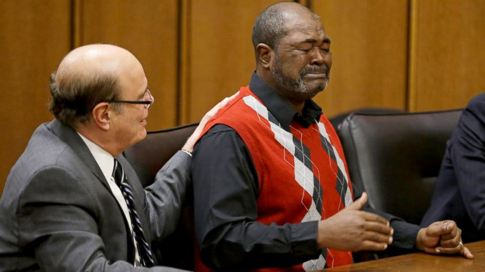 Kwame Ajamu a été innocenté 40 ans après sa condamnation