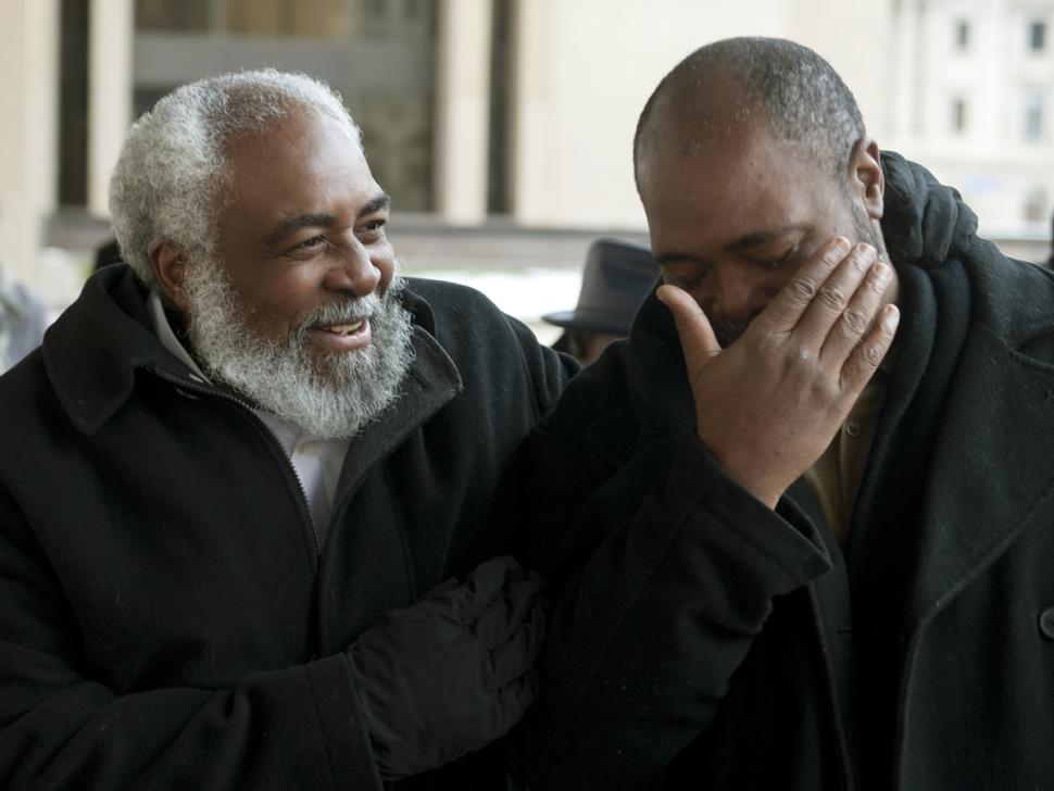 Kwame Ajamu est enfin libre