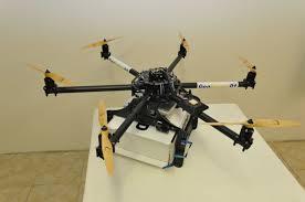 La GeoPost envisage la livraison par drone