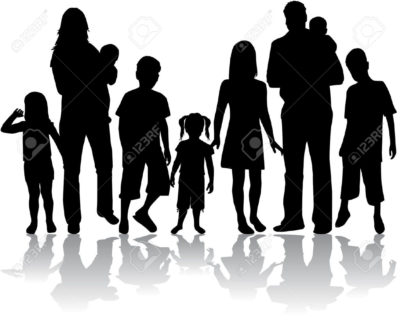 La famille la plus grande de Berlgique