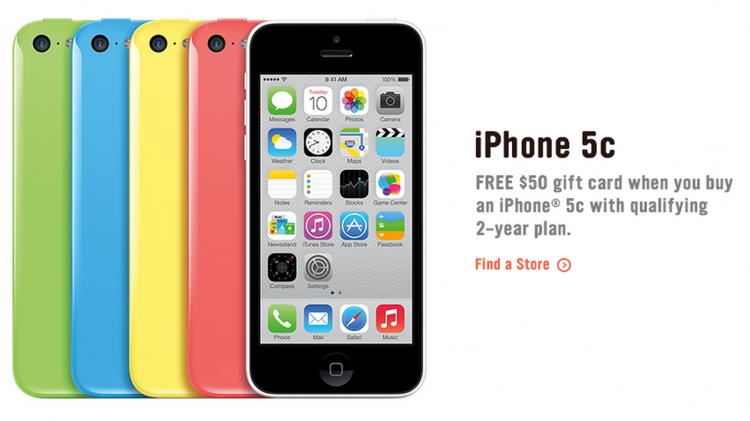 La production de l'iPhone 5 C stoppée par Apple