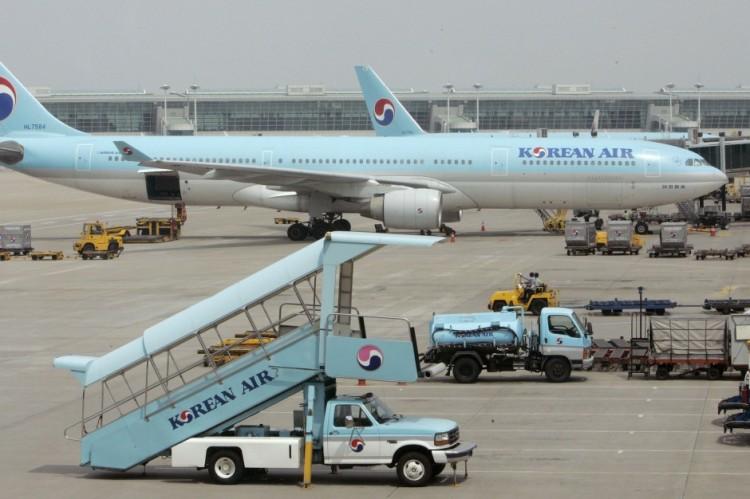Le caprice de la fille du patron de Korean Air