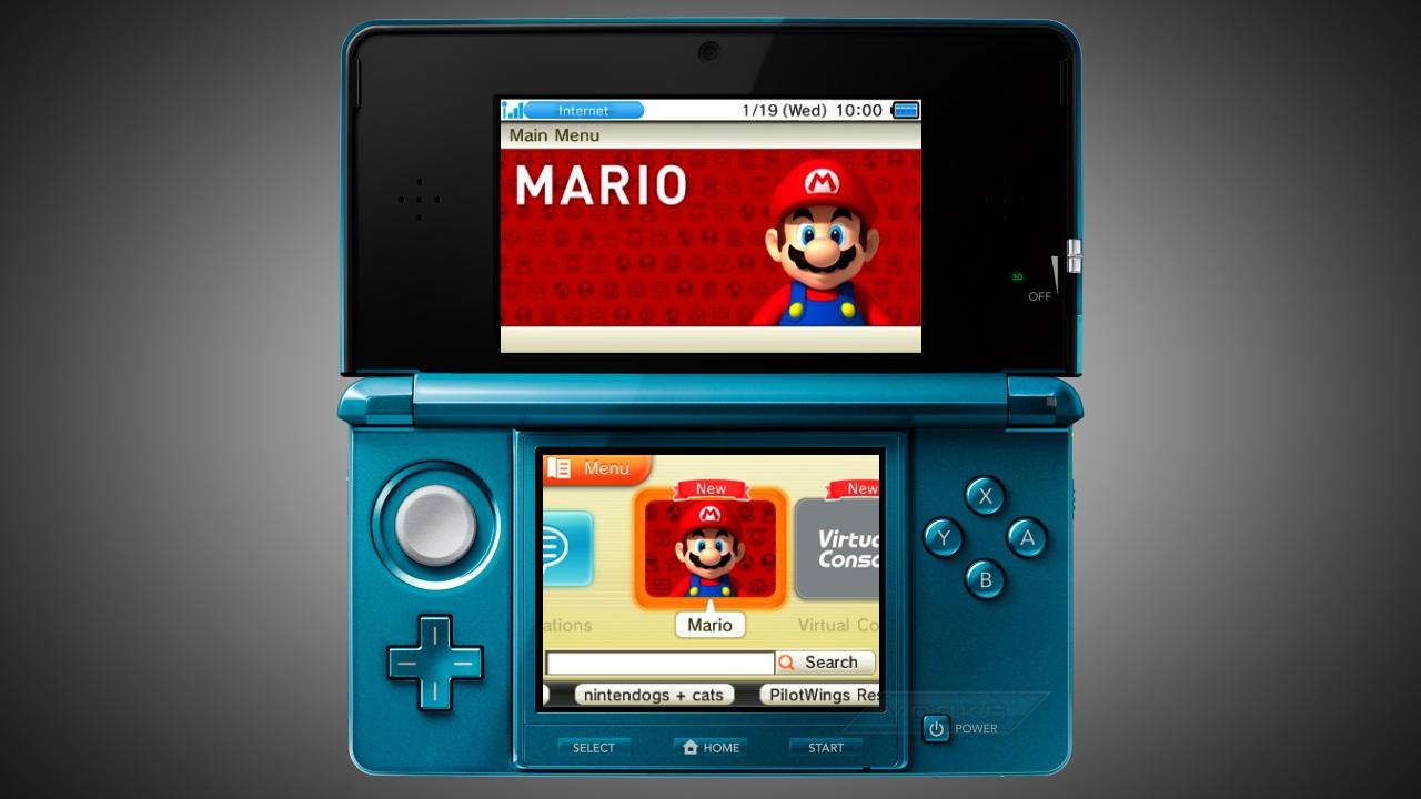 Le danger de la console de Nintendo