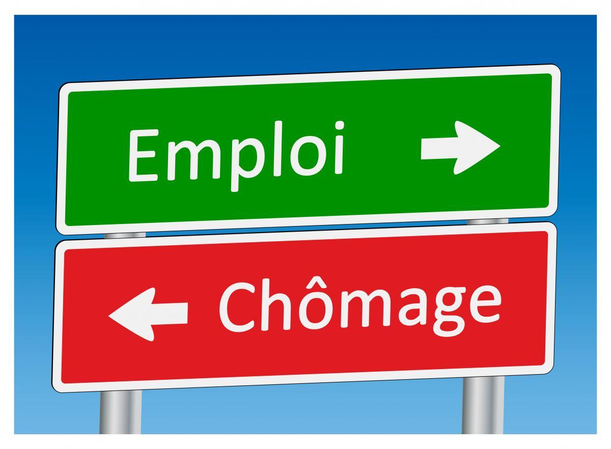 Le secteur de l'Industrie expose une perte importante d'emplois