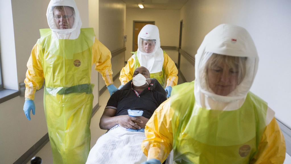 Le virus Ebola a été diagnostiqué dans un hôpital de Glasgow